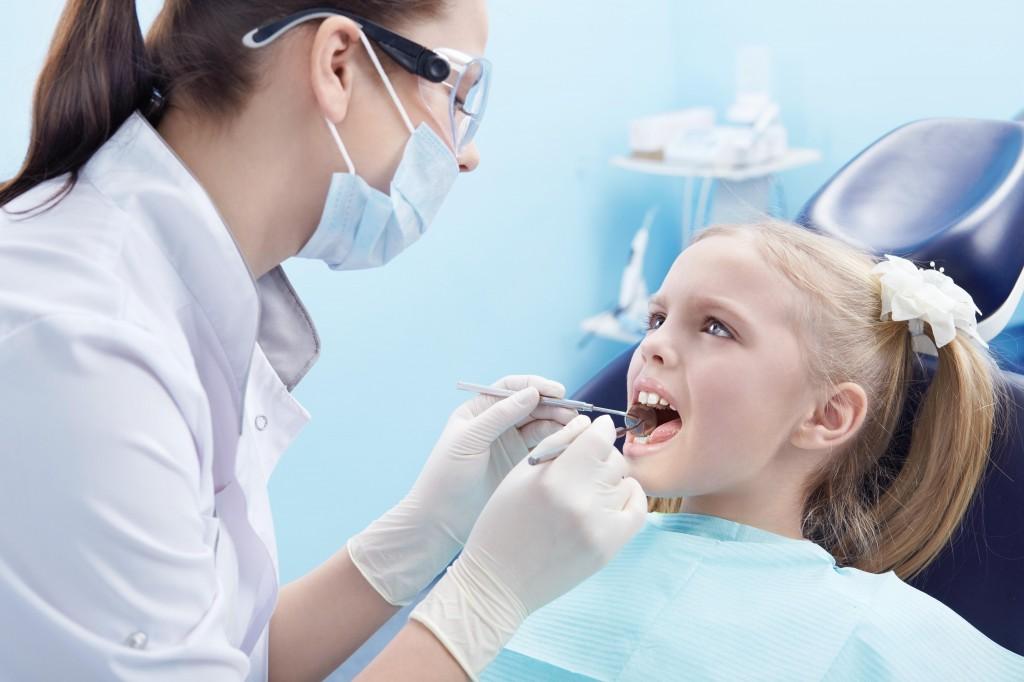 Gabinet stomatologiczny w Zespole Szkół w Besku